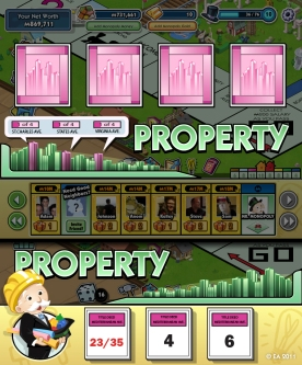 Property Cards Display