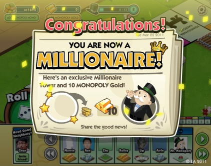 Milestone Reward