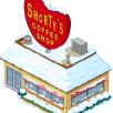 Shorty's Coffee Shop (Winter)