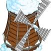 Windmill (Winter)